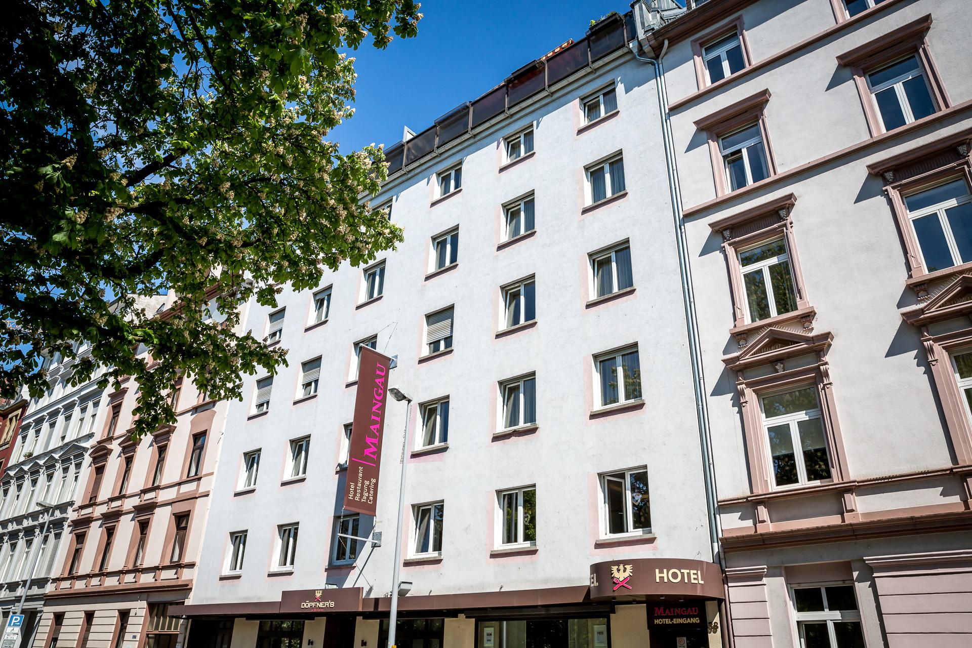 Hotel Frankfurt Innenstafdt