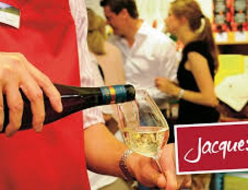 24. + 25.04. Frühlings-Menü mit Jacques` Weindepot 19.30 Uhr
