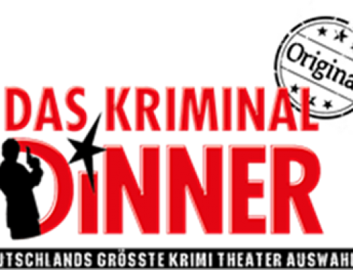 Das Kriminal Dinner Original im MAINGAU