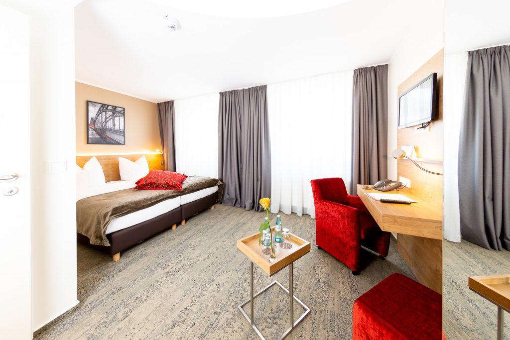 Hotel Frankfurt Zimmer