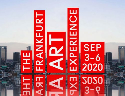 The Frankfurt Art Experience 2020 vom 3. bis 6. September