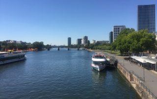 MainRadweg Frankfurt